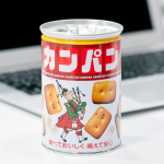 【ニアセ保存食研究部】今日のお菓子「カンパン」@仕事中