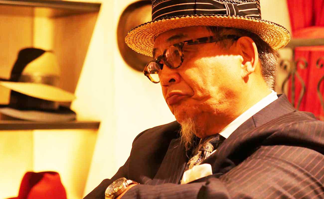 帽子 ファッション