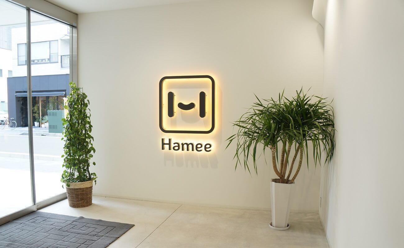 ▲Hamee株式会社小田原本社