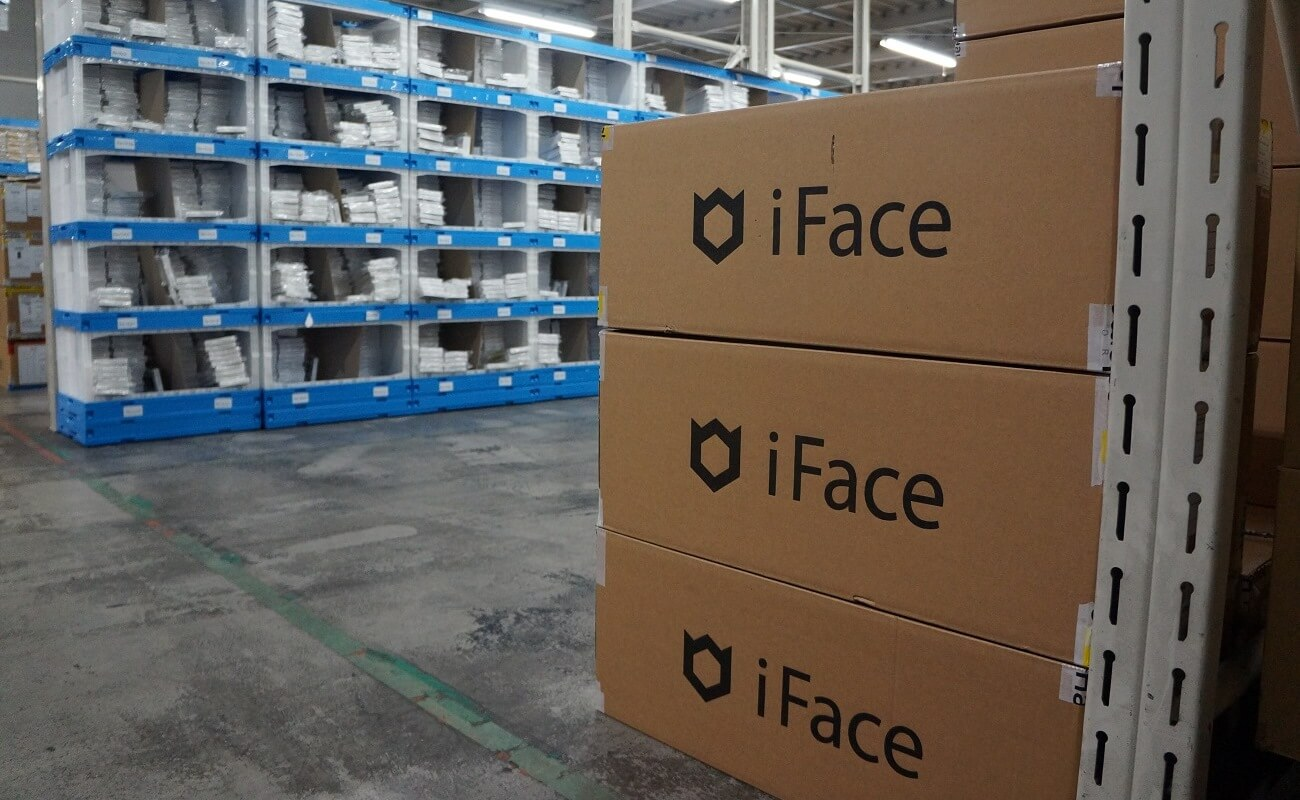 「iFace」だ